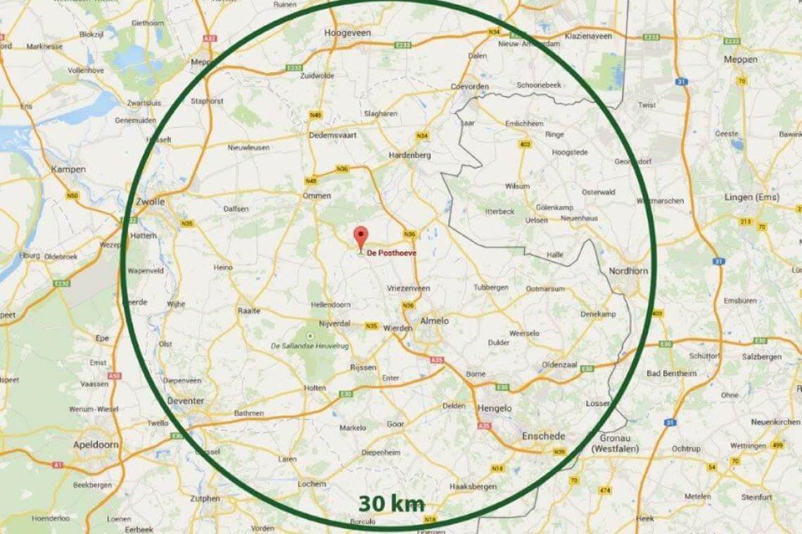 025-23-bungalow-kaart-omgeving-den-ham